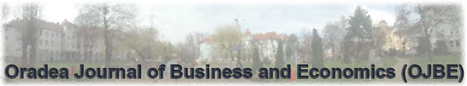 Oradea Journal of Business and Economics OJBE